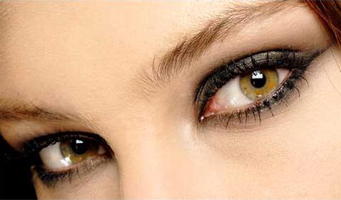 Cuando te veo a los ojos cafes
