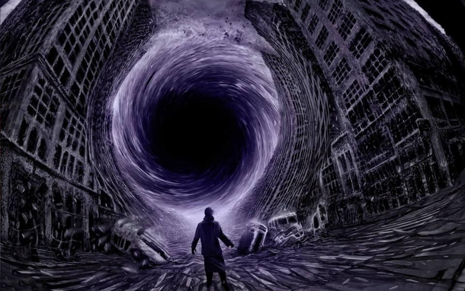 vacio-existencial-abstracto-hoyo-hombre-cayendo-daniel-colombo